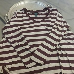 Rue  stripped shirt